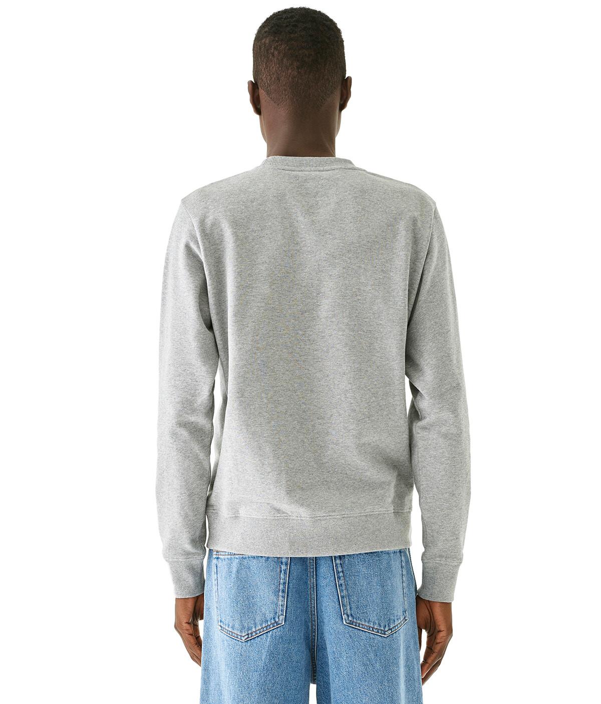 LOEWE Anagram Sweatshirt Grey front