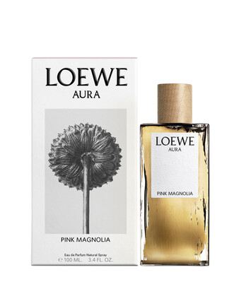 LOEWE Loewe Aura Pink Magnolia Edp 100Ml colourless front