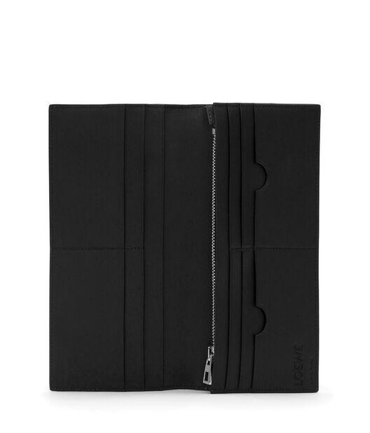 LOEWE Long Horizontal Wallet Black front