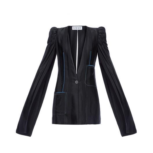 LOEWE Long Sleeve 1Bt Jacket Negro all