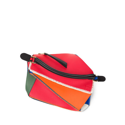 LOEWE Bolso Puzzle Patchwork Multicolor all