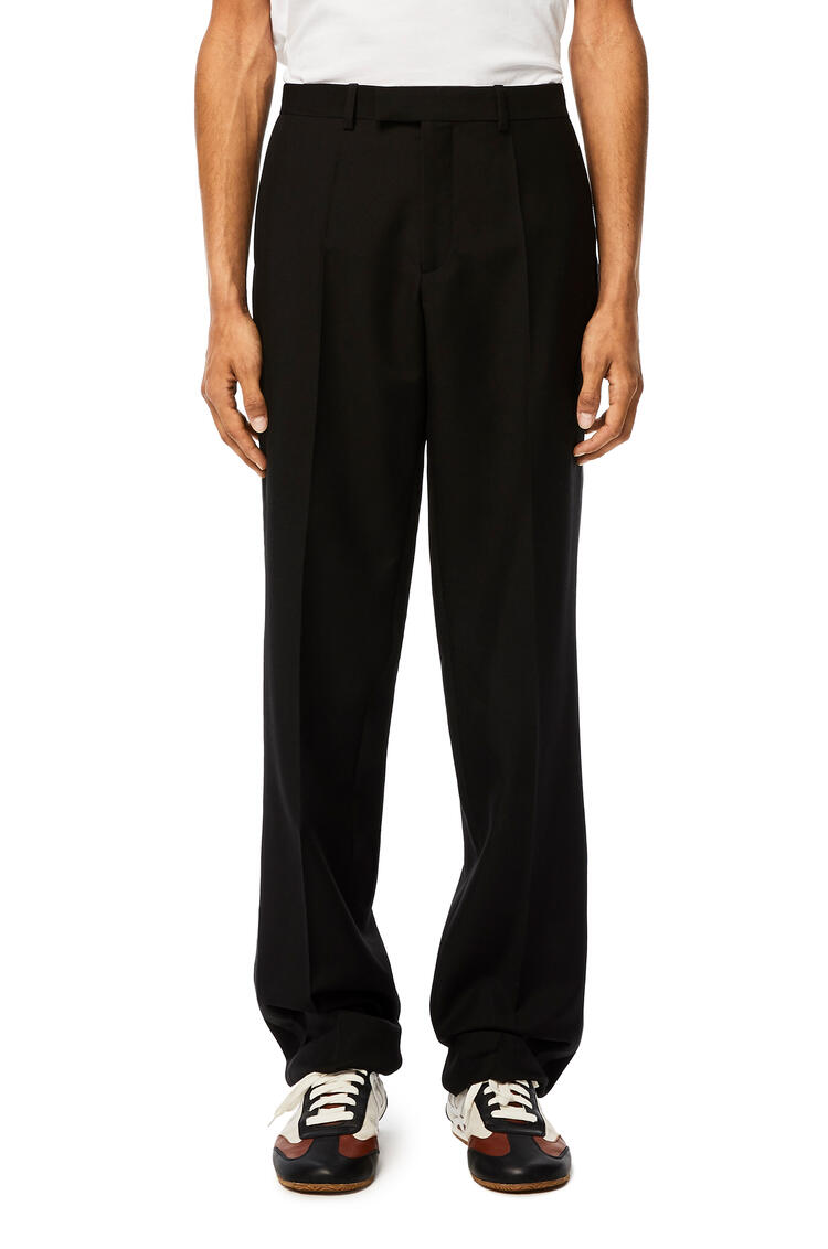 LOEWE Trousers in cashmere Black pdp_rd