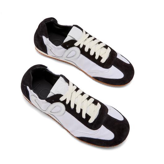 LOEWE Ballet Runner White/Black front