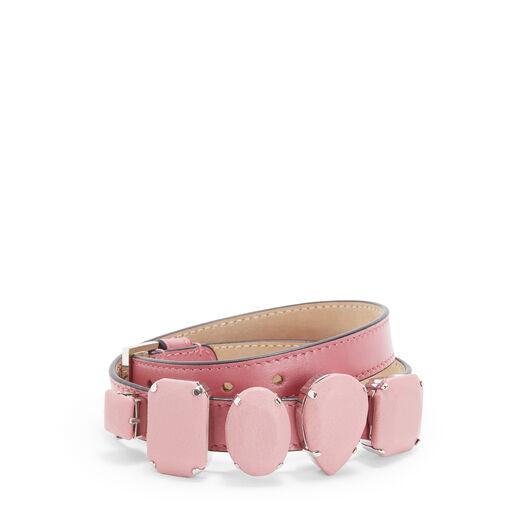 LOEWE Brazalete Jeweled Candy front