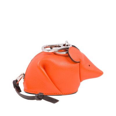 LOEWE Charm Raton Naranja front