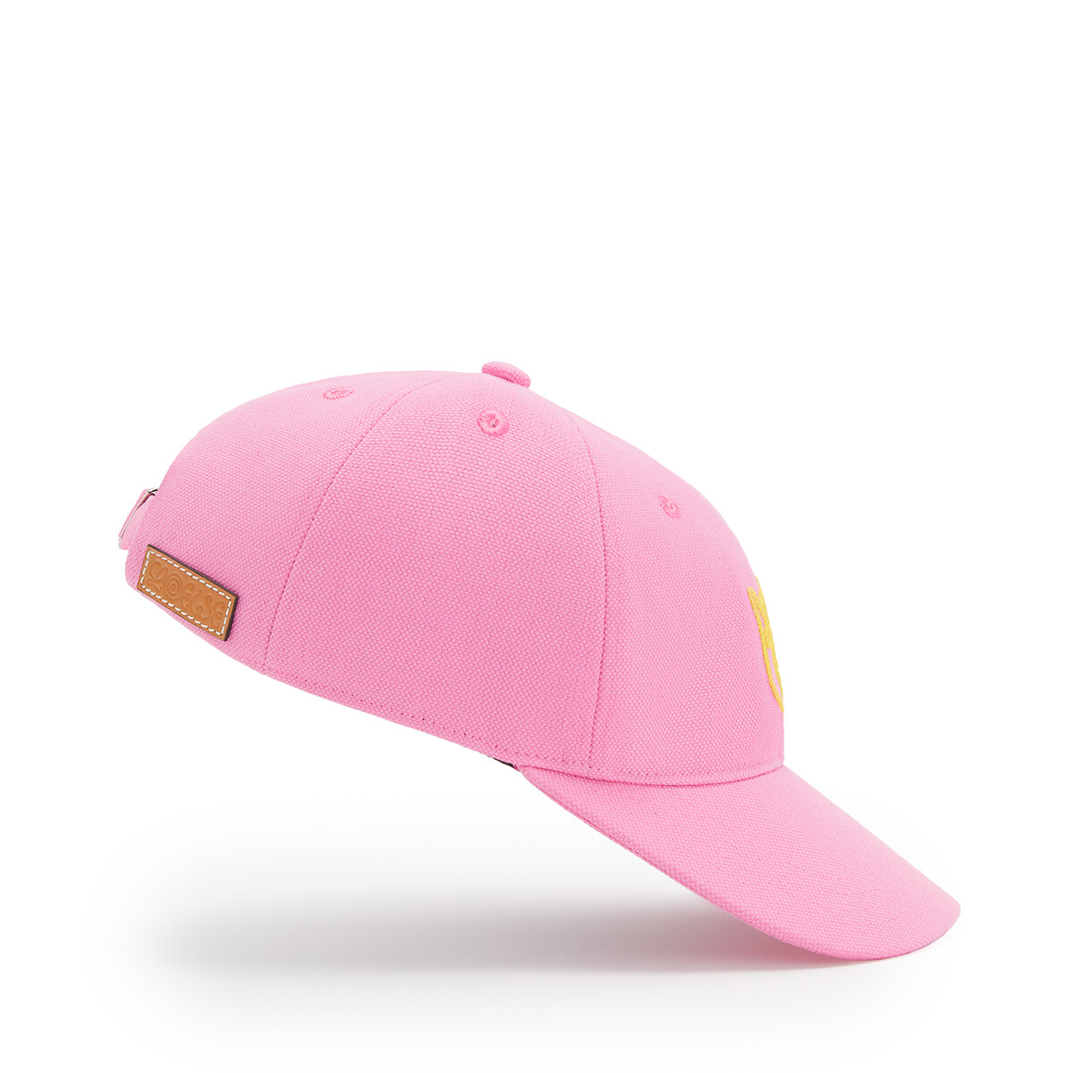 LOEWE Eye/Loewe/Nature Cap Medium Pink front