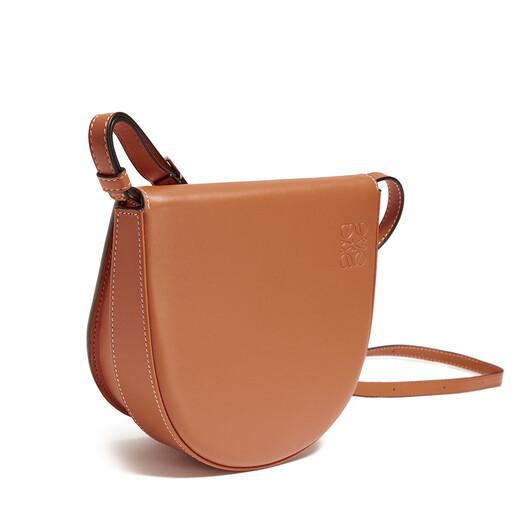 LOEWE Heel Bag Tan front