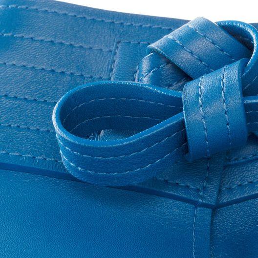 LOEWE Cinturon Obi Azul all