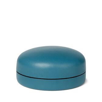 LOEWE Box Medium 蓝黑色 front