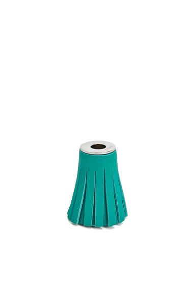 LOEWE Tassel die in calfskin Emerald Green pdp_rd