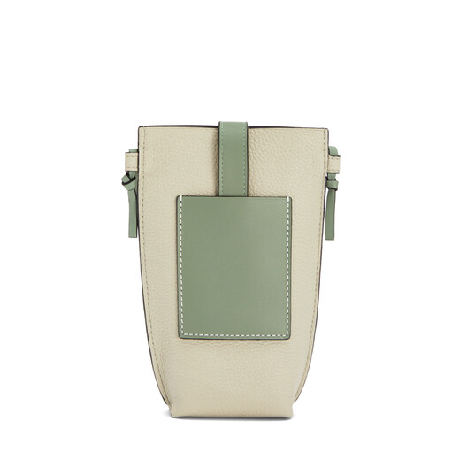 LOEWE ポケット Sage/Pale Green front