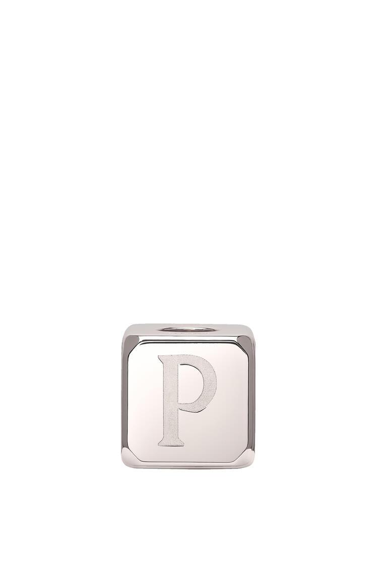 LOEWE ダイス ビッグ(メタル) パラジウム pdp_rd