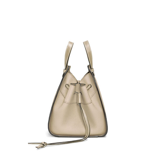 LOEWE Mini Hammock Dw Bag Light Oat  all