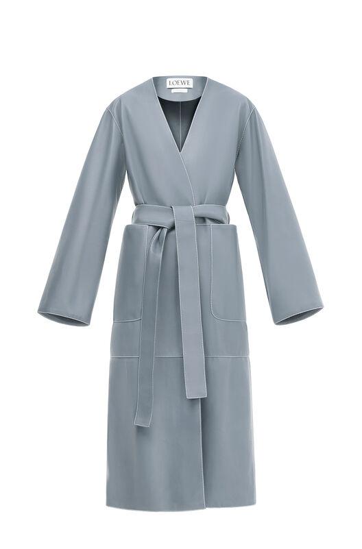 LOEWE Abrigo Azul Japones all