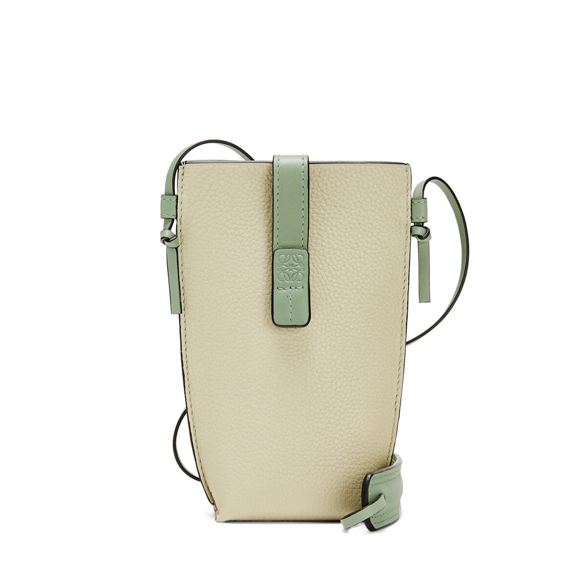 LOEWE Pocket Sage/Pale Green front