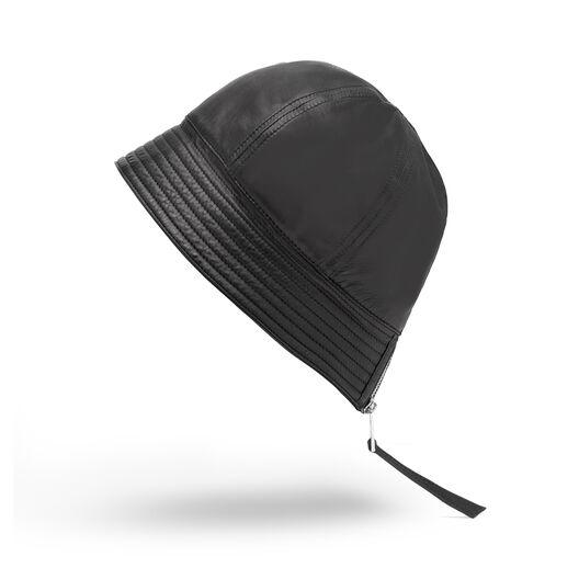 LOEWE Sombrero Bucket Negro all