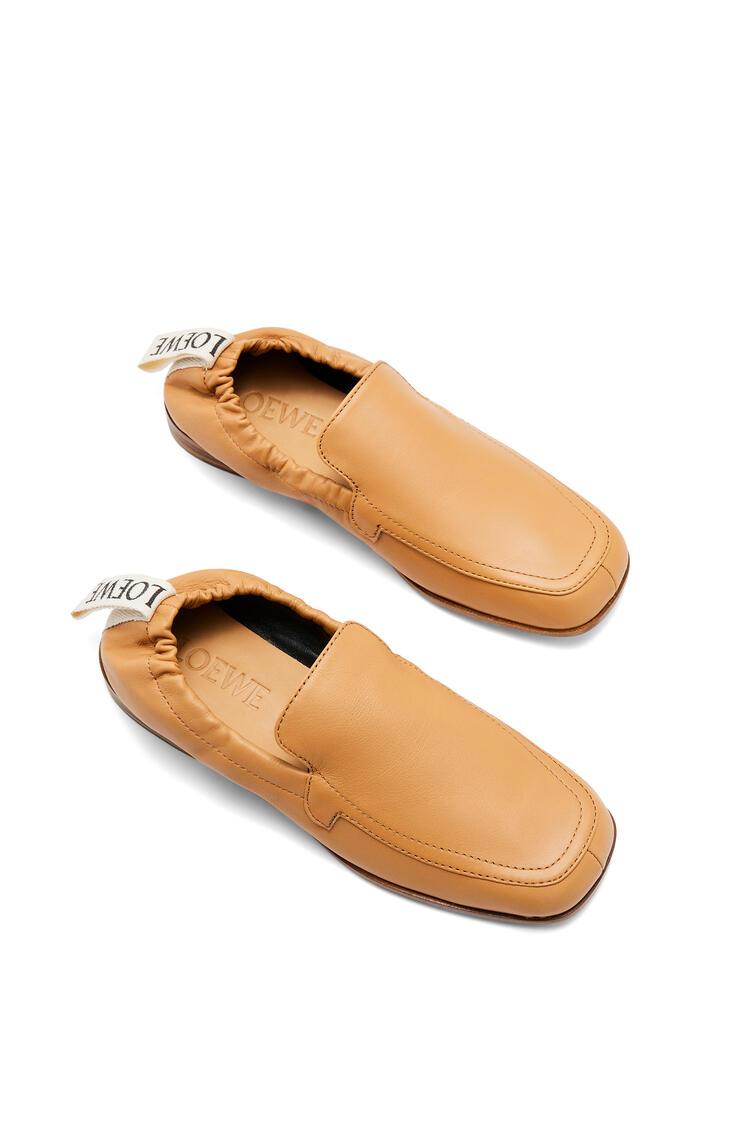 LOEWE Elasticated loafer in calf Desert pdp_rd