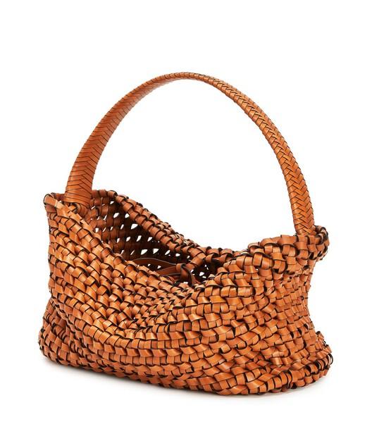 LOEWE Hobo Laundry Bag 棕褐 front