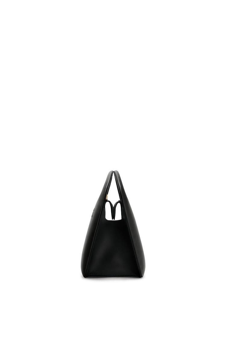 LOEWE Architects D Bag In Natural Calfskin Black pdp_rd