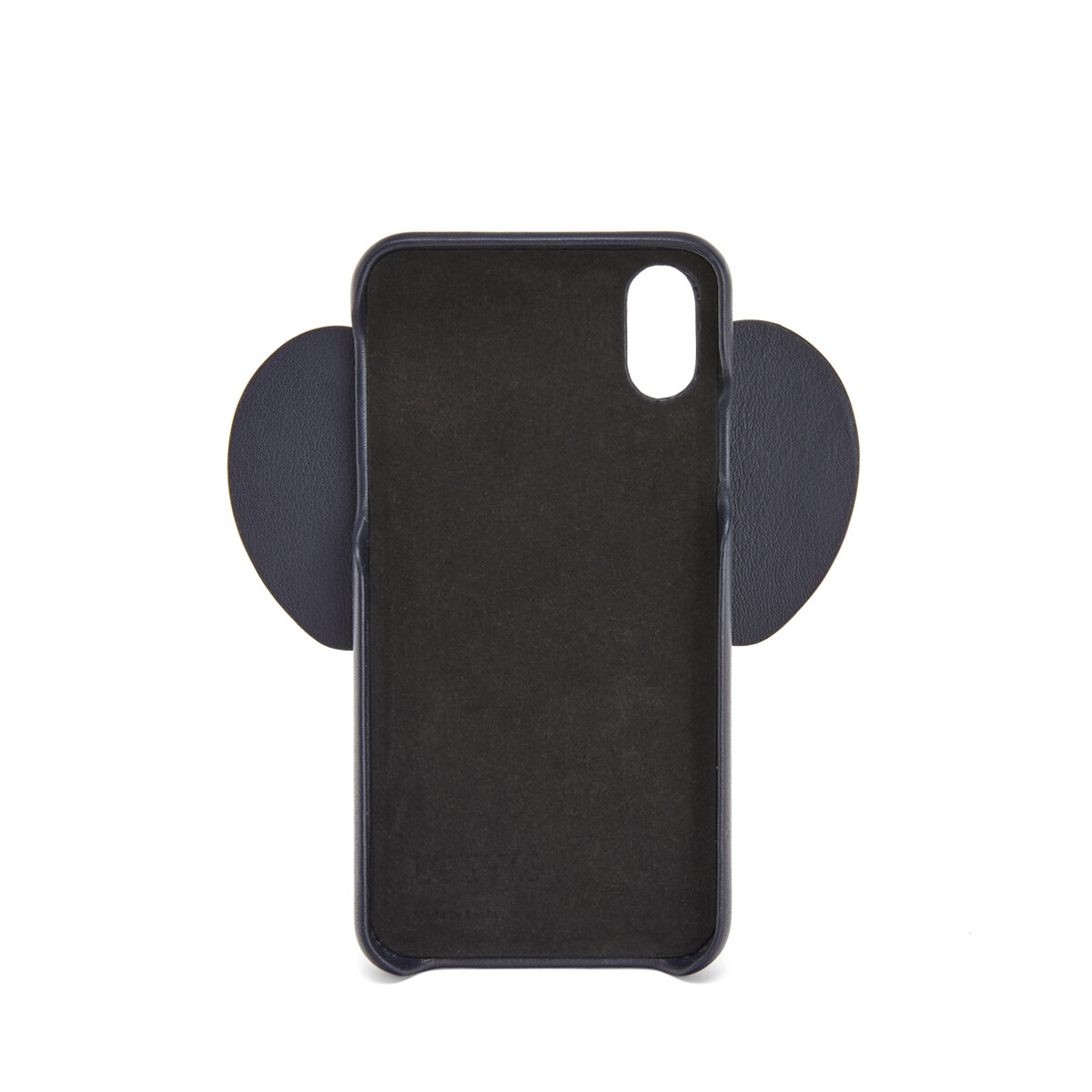 LOEWE Elephant Cover For Iphone X/Xs Deep Blue front
