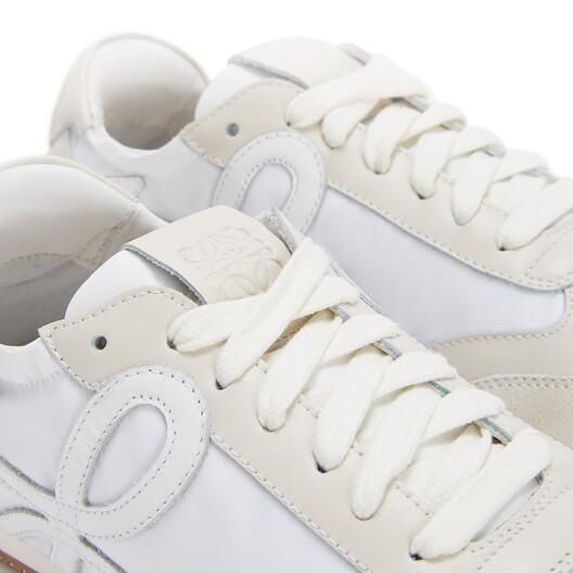 LOEWE Ballet Runner White/Off-White front