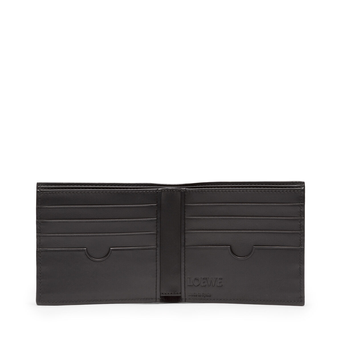 LOEWE Billetero Vetiver/Negro all