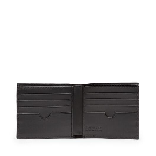 LOEWE Bifold Wallet Vetiver/Black front