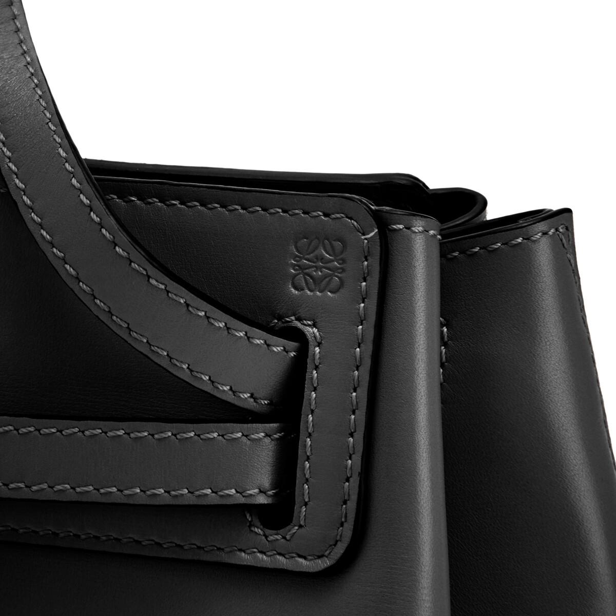 LOEWE Bolso Lazo Mini Negro front