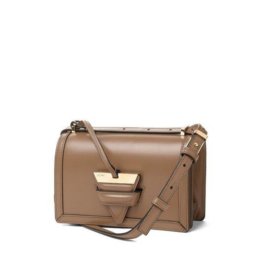 LOEWE Barcelona Small Bag Mink Color front