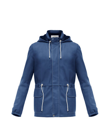 LOEWE Light Hiking Jacket Navy Blue front