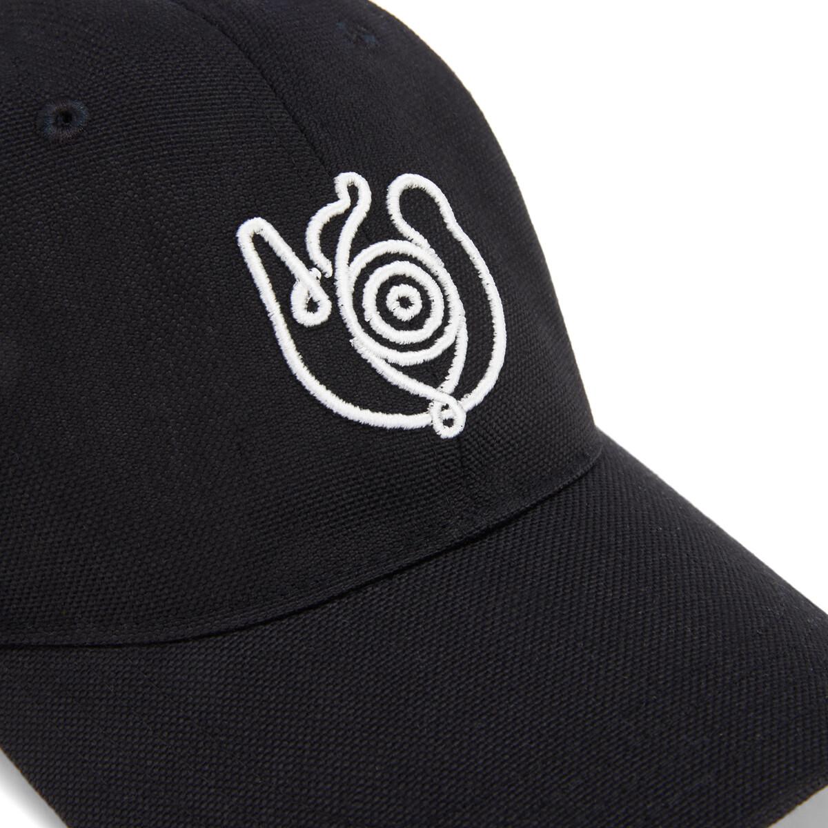 LOEWE Eye/Loewe/Nature Cap Black front