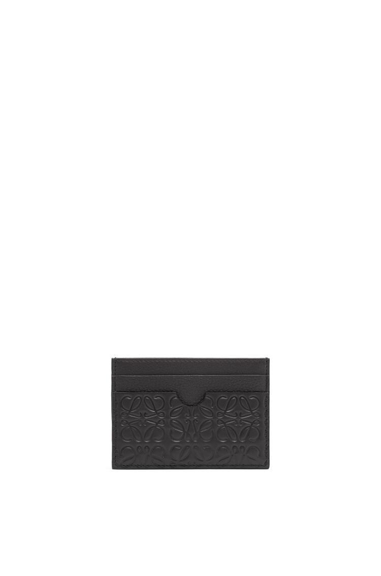 LOEWE Plain cardholder in calfskin Black pdp_rd