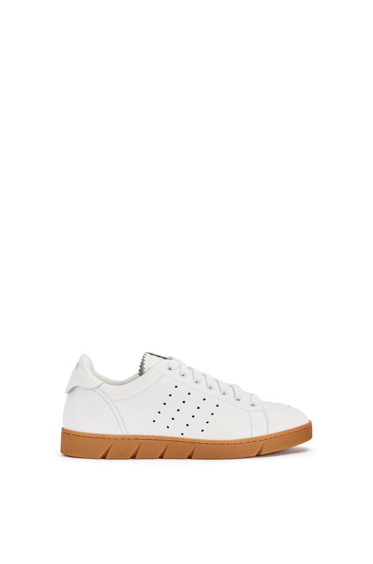 LOEWE Soft Sneaker in calfskin White pdp_rd