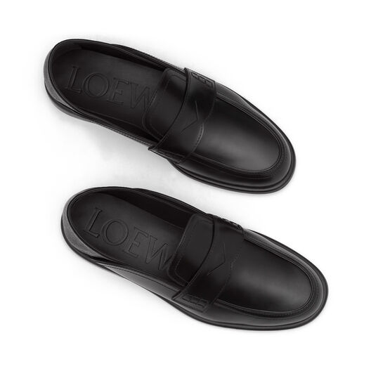 LOEWE Slip On Loafer Negro/Negro all