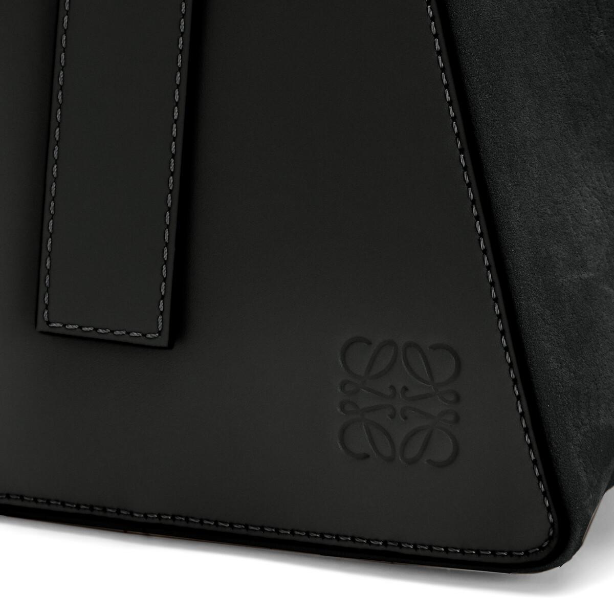 LOEWE Berlingo Bag ブラック front