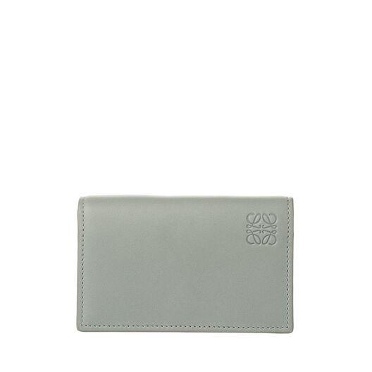 LOEWE ビジネス カード ホルダー クラウド/ネイビー all