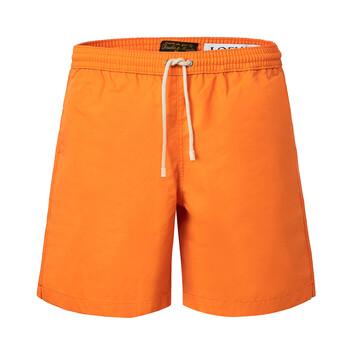 LOEWE Paula Swim Shorts Bright Orange front