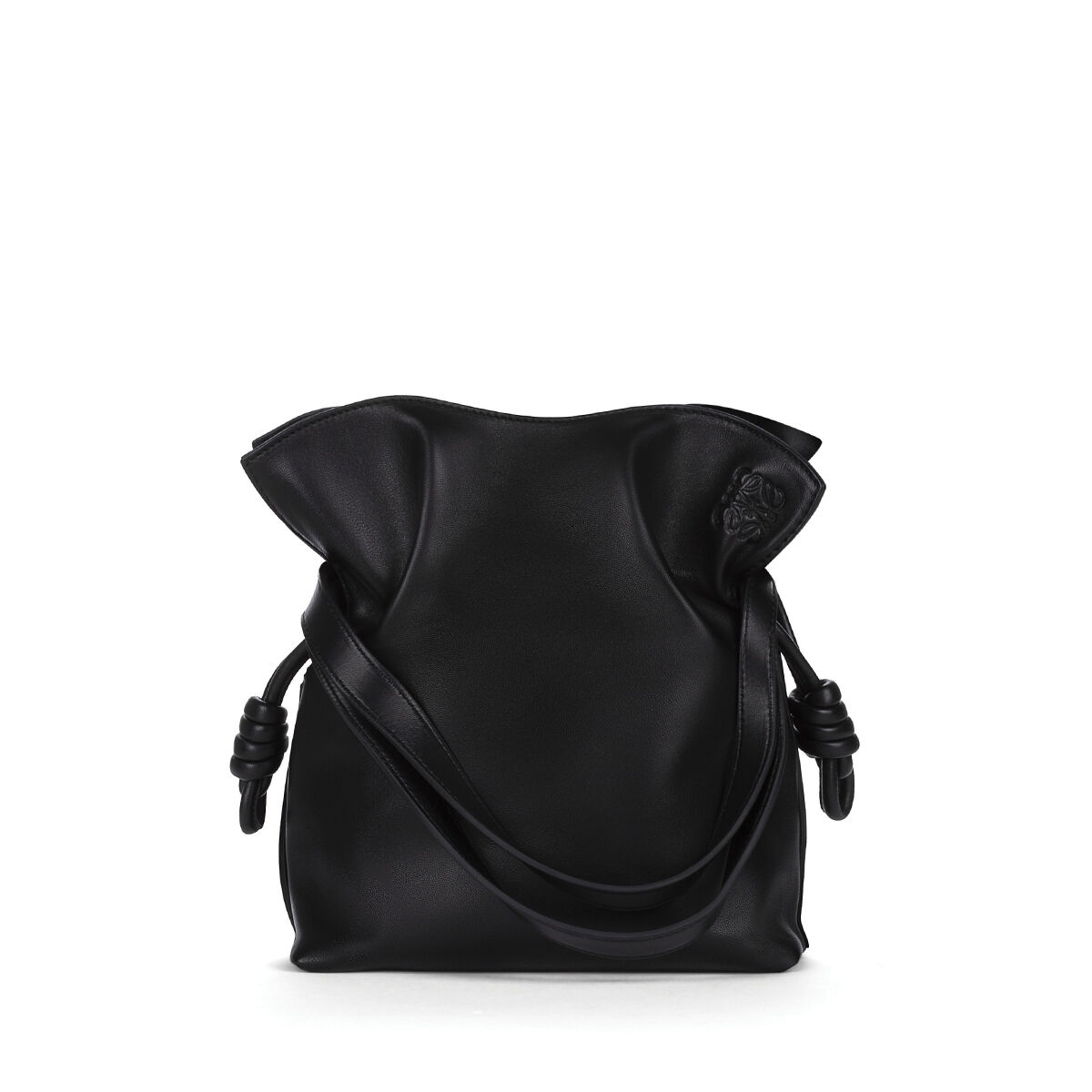 LOEWE Flamenco Knot Small Bag 黑色 all