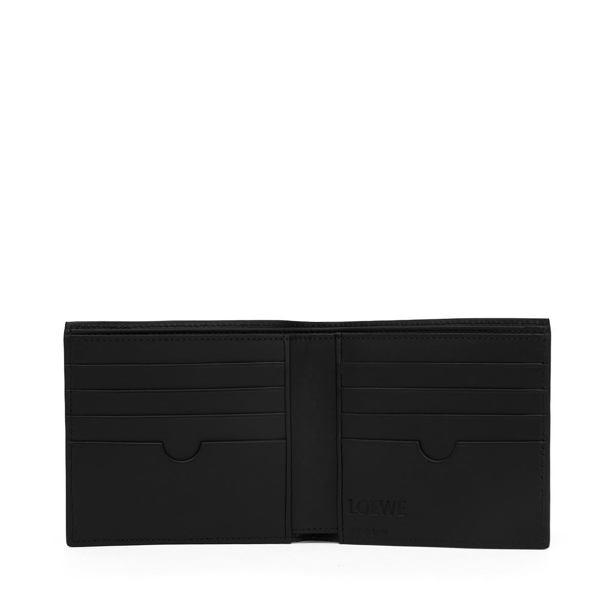 LOEWE Bifold Wallet 黑色 all