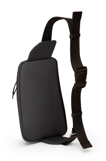 LOEWE Puzzle Sling 黑色 front