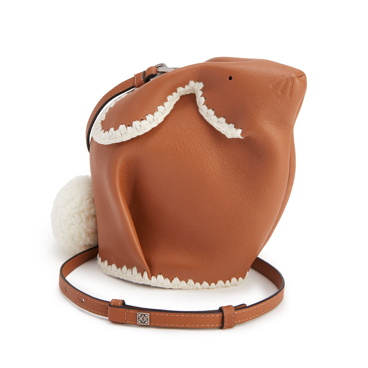 Bunny Crochet Bag