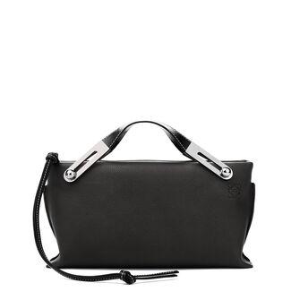 LOEWE Missy Small Bag 黑色 front