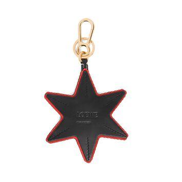 LOEWE Charm Estrella De Mar Naranja/Negro front
