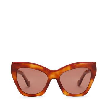 LOEWE CATEYE SUNGLASSES Vintage Blonde/Red/S Brown pdp_rd