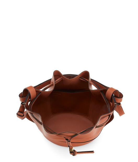 LOEWE Balloon Bag Tan front