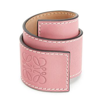 LOEWE Small Slap Bracelet 糖果色 front