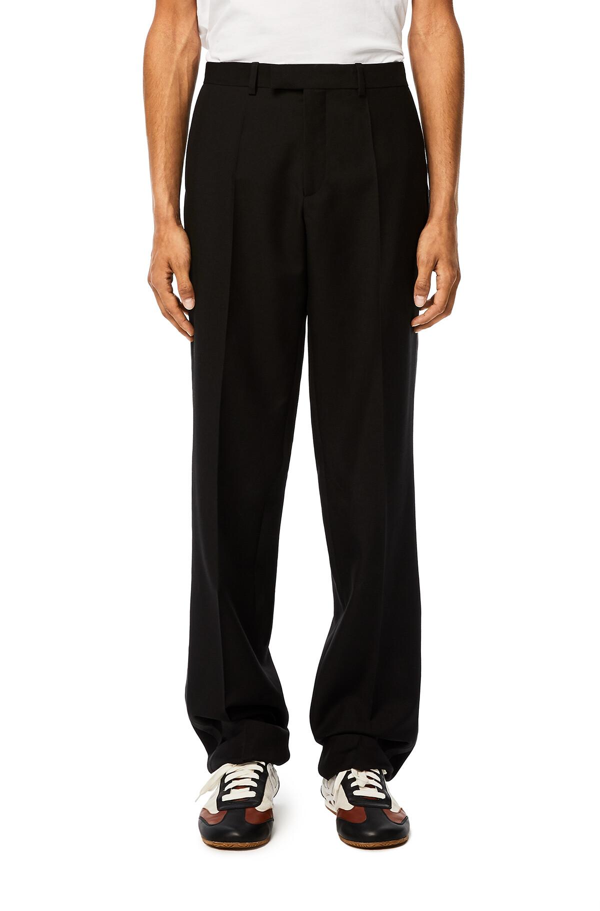 LOEWE Trousers Black front