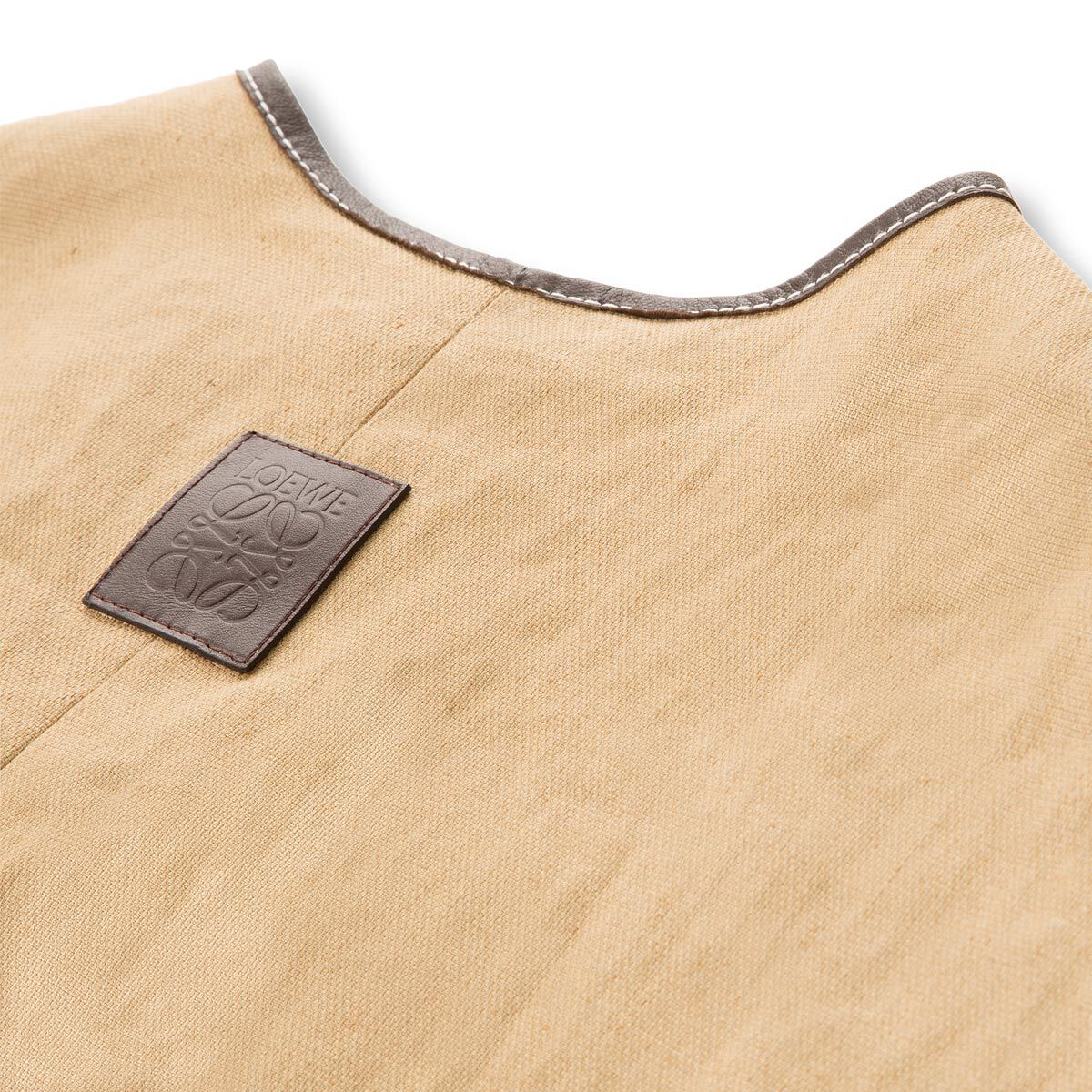 LOEWE Patch Pocket Jacket Oro all