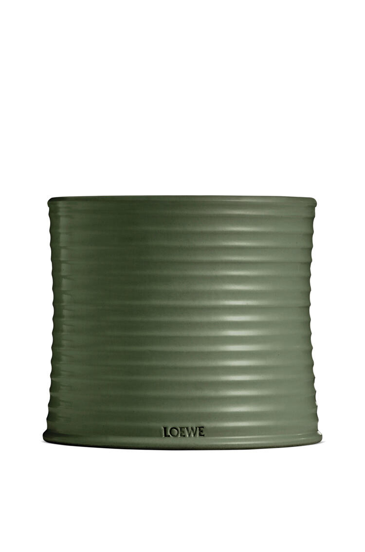 LOEWE Large scent of Marihuana candle Dark Green pdp_rd