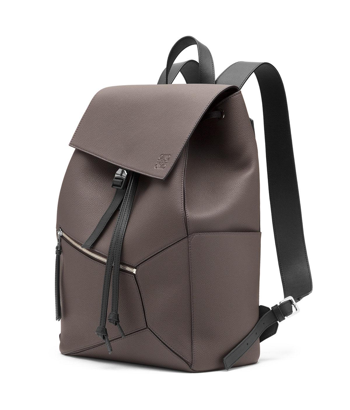 LOEWE Puzzle Backpack 深灰色 all